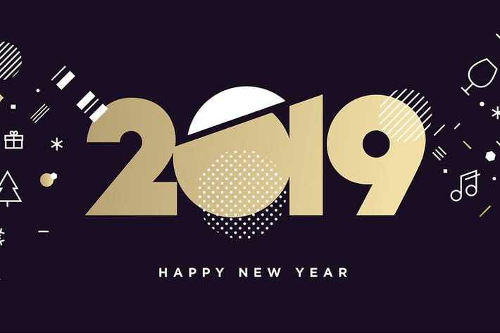 Thumbnail for С Новым годом 2019