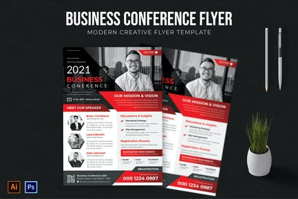 Business Conference - Flyer