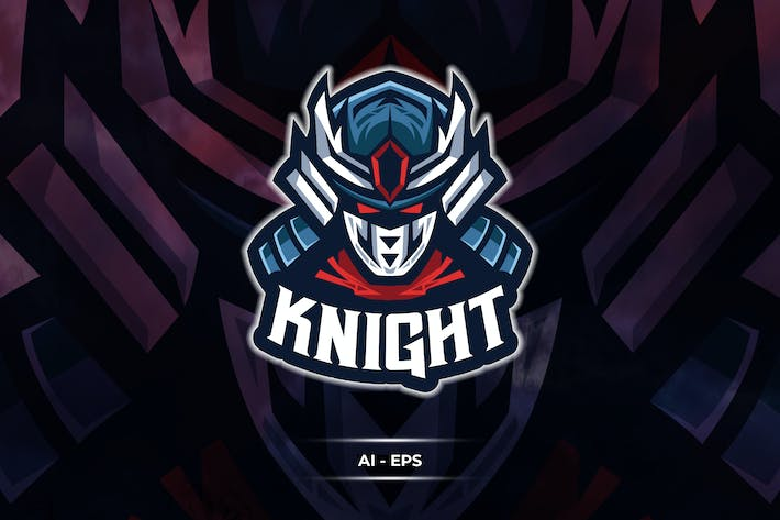 Thumbnail for Knight - Logo Template