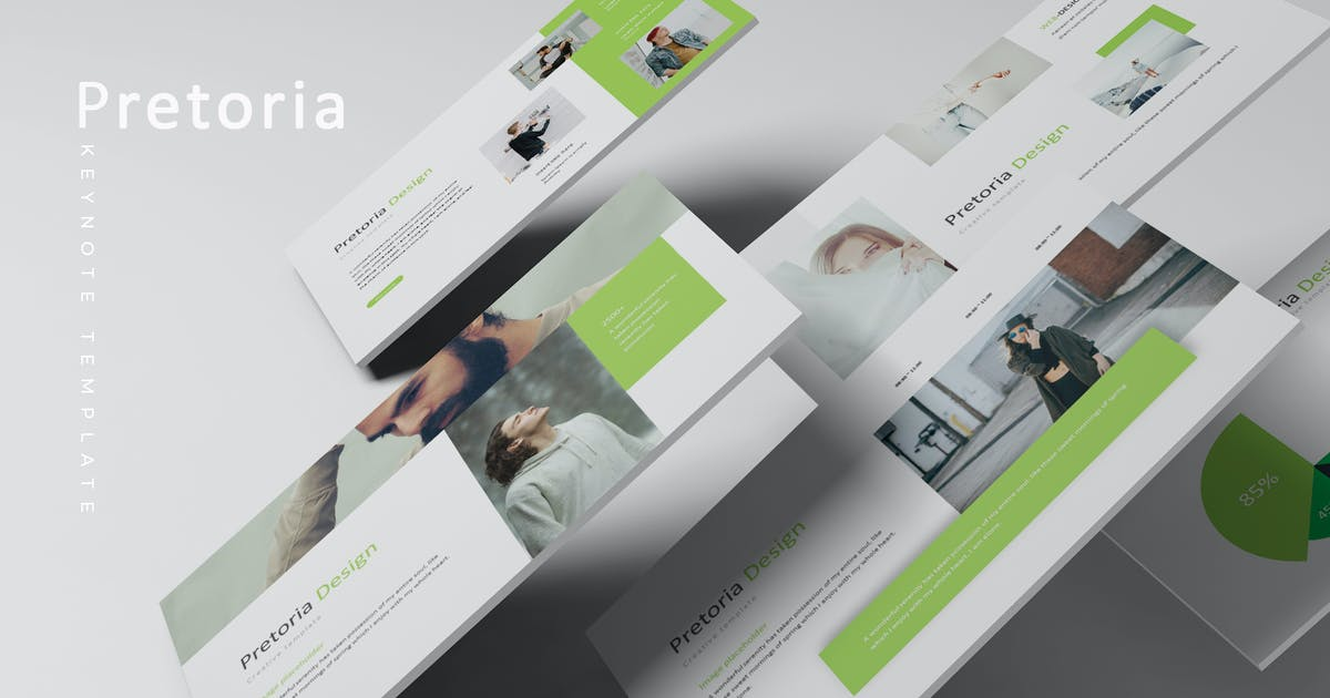 Download Pretoria - Powerpoint Template by aqrstudio