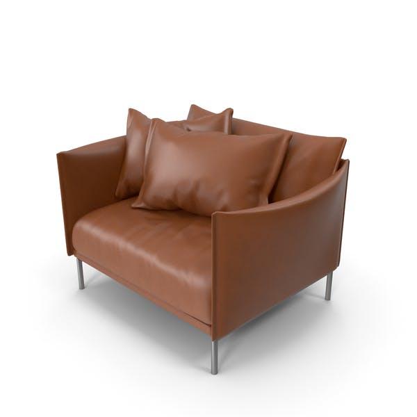 Thumbnail for Light Brown Sofa