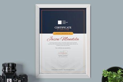 Certificate / Diploma Template Pro
