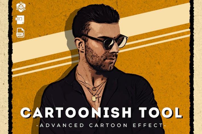 Cartoonish - Advanced Cartoon Tool