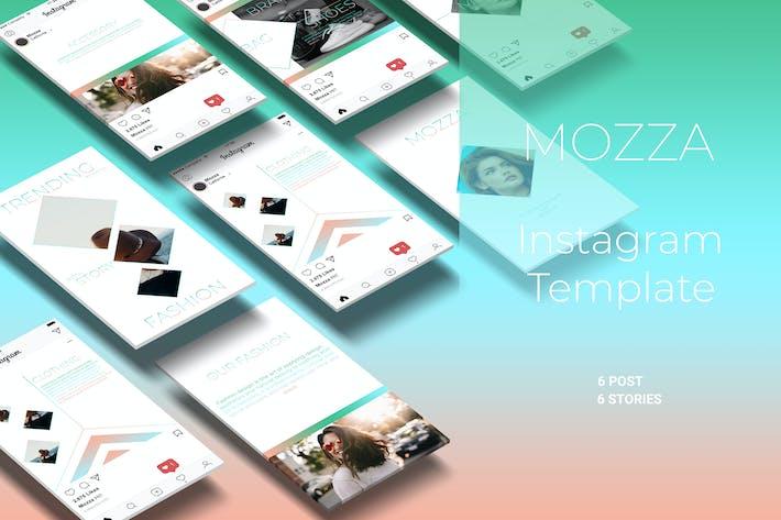 Thumbnail for Mozza - Photography Social Media Part.16