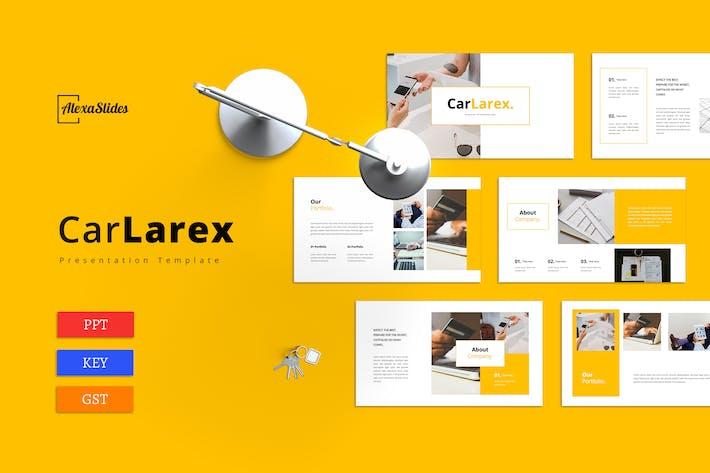 Thumbnail for Carlarex - Business-PräsentationsVorlage
