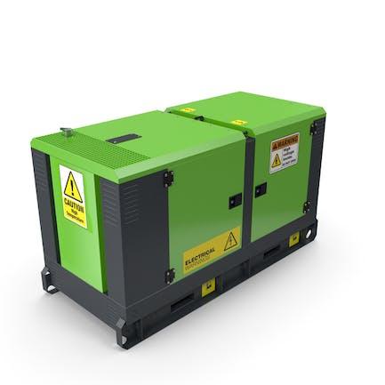 Power Generator Green