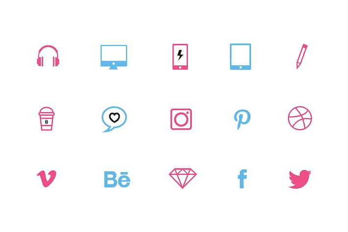 Thumbnail for Very Social Icons