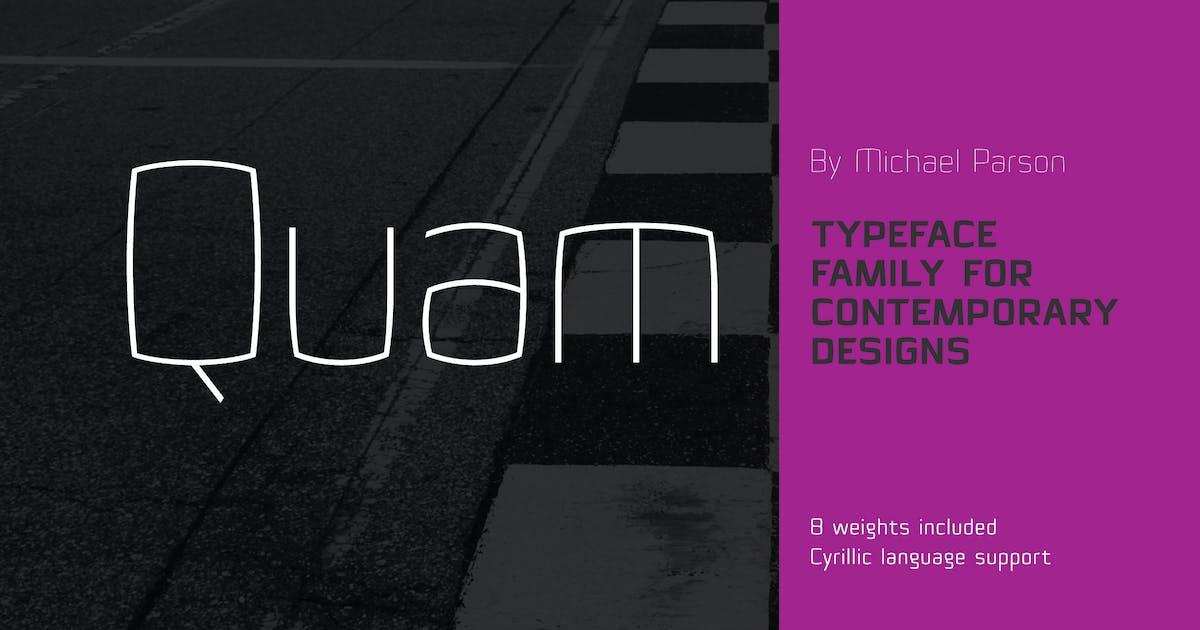 Download Quam by Typogama