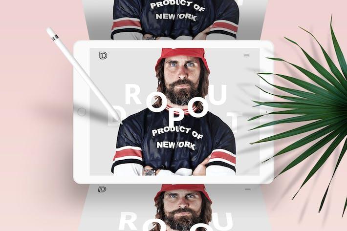 Thumbnail for Dropout - Agency | Freelancer | Portfolio Template