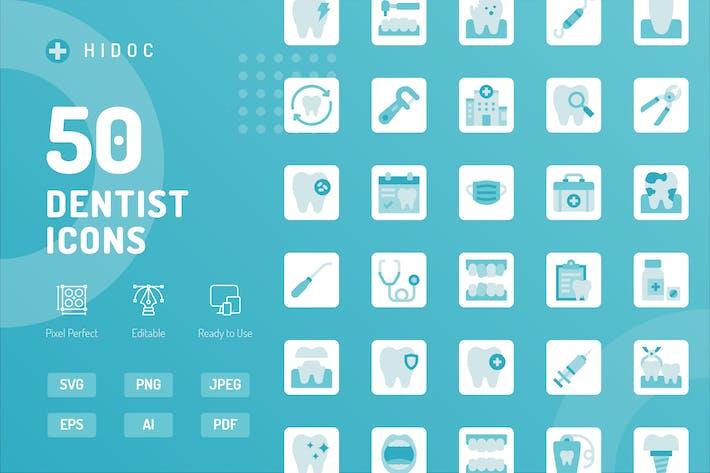 Thumbnail for Hidoc - Dentist Icons