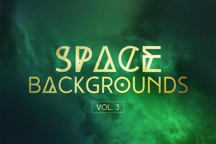 Thumbnail for Space Backgrounds vol.3