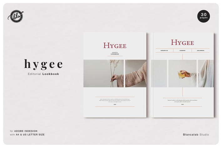 Thumbnail for HYGEE Editorial Lookbook