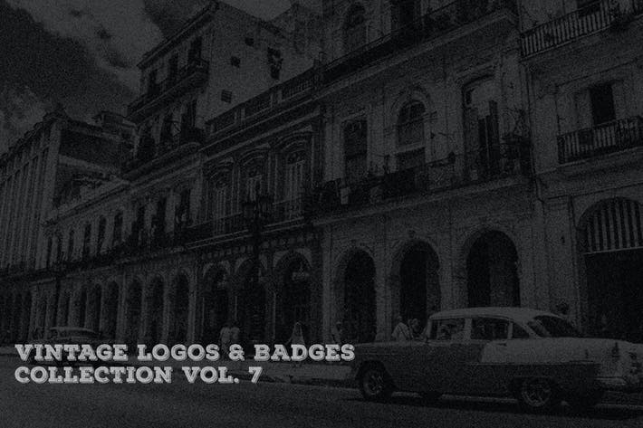 Thumbnail for Vintage Logo Collection #7