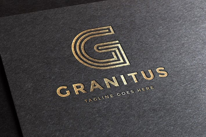 Thumbnail for Granitus Logo Template