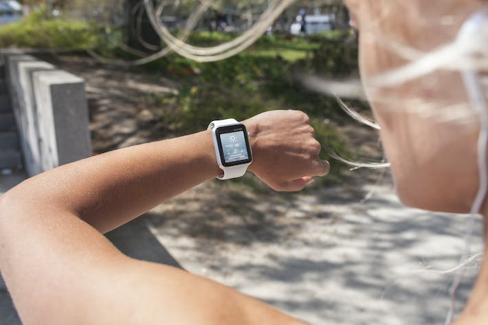Thumbnail for Apple Watch Fitness Mockups 3 of 5