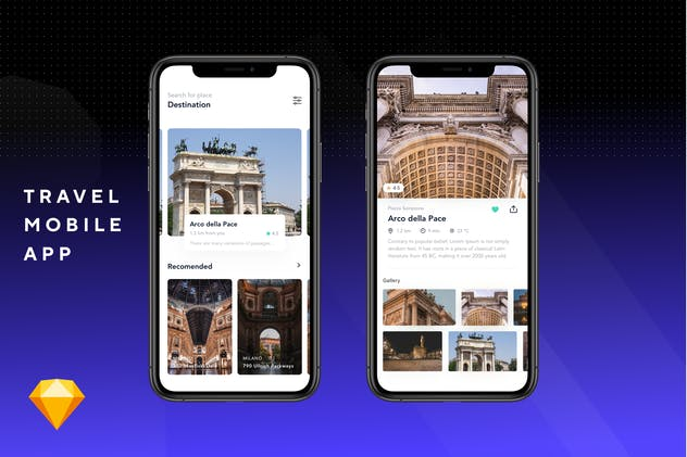 Tour & Travel Mobile App