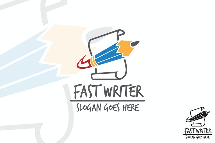 Thumbnail for Fast Writer Logo