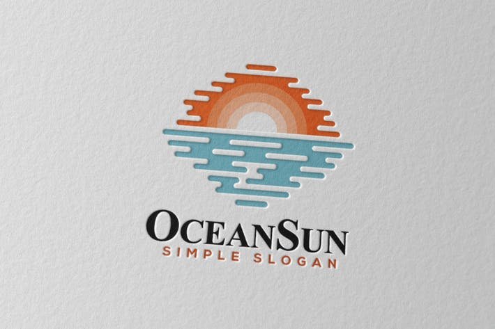 Cover Image For Ocean Sun